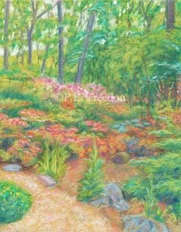 landscape by P. E. Creedon