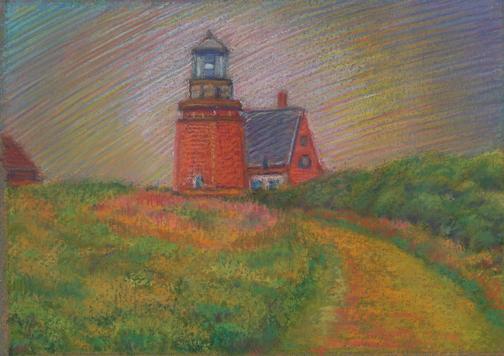 Block Island Lighthouse