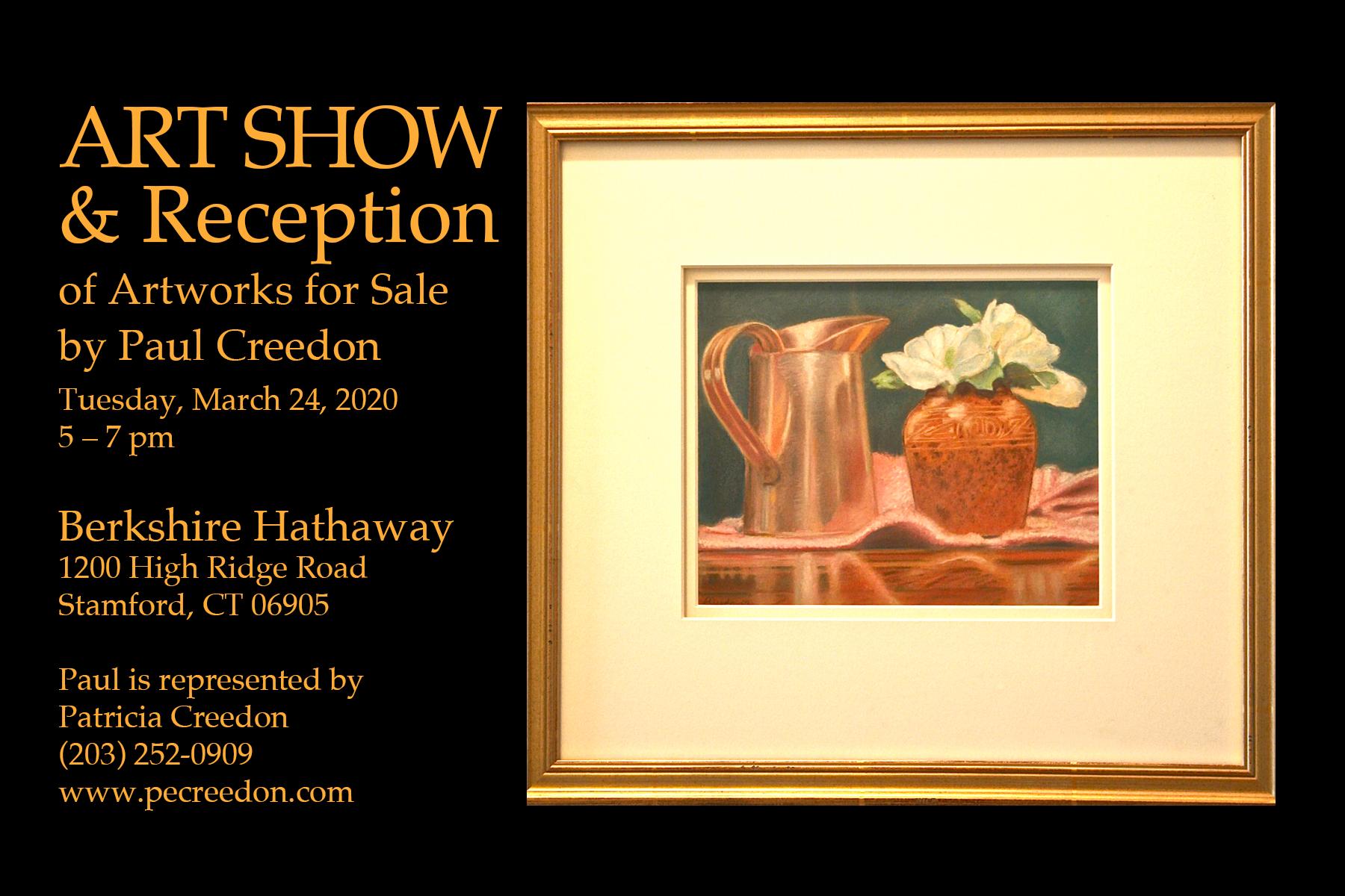 Art Show Info